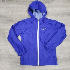 Columbia rain/wind jacket